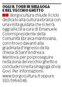 Gazzetta di Mantova, 2 luglio 2015